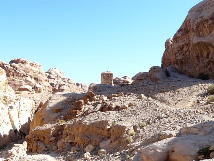 2011 Jordan Petra 0026 Nabatean Tombs HDR 15