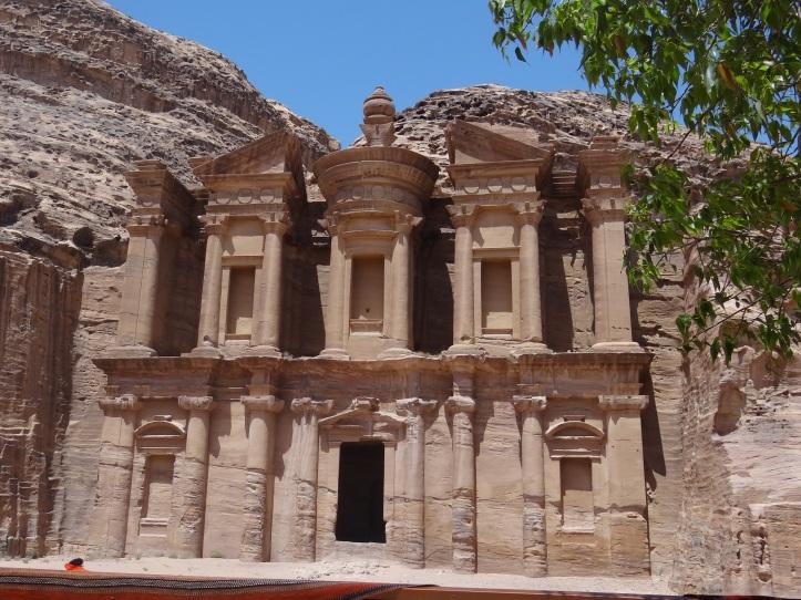 2011 Jordan Petra 0210 The Monastery