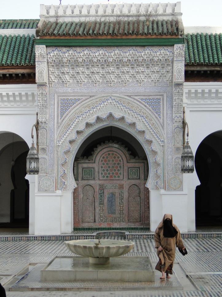 2011 MO Fes Karaouiyine Mosque 17