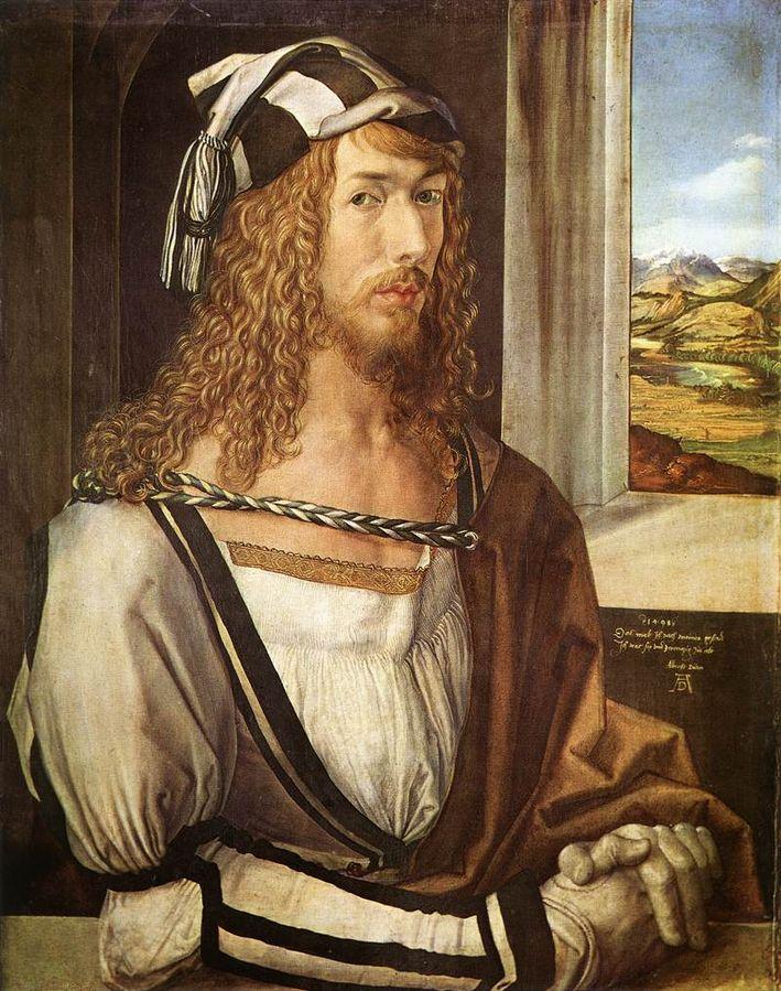 Albrecht_Dürer_-_Self-Portrait_at_26_-_WGA6925