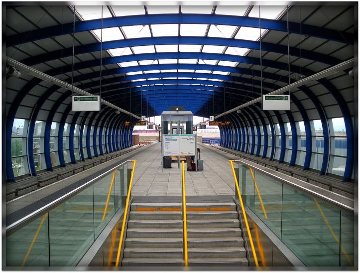 DLR station
