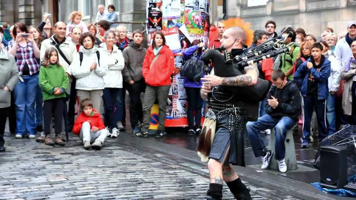 EdFringe Pipers 2