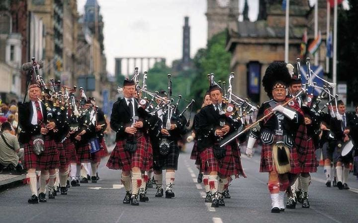 EdFringe Pipers