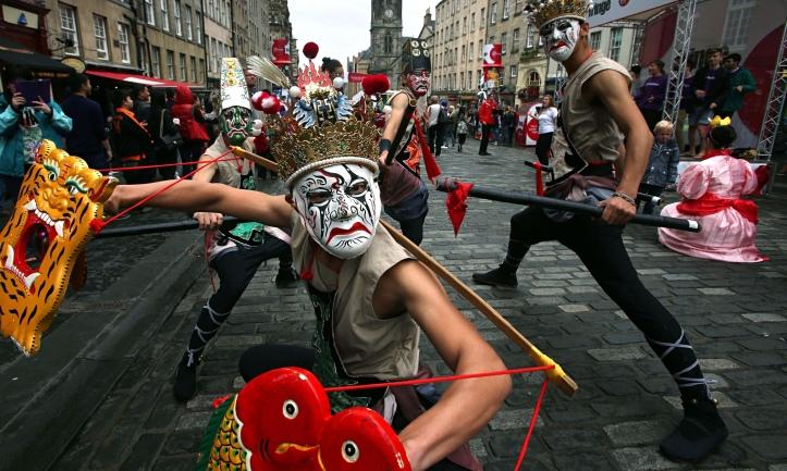 Edinburgh fringe festival 2014