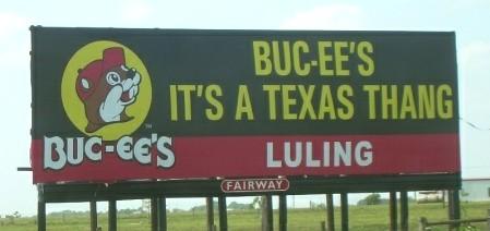 It's a Texas thang