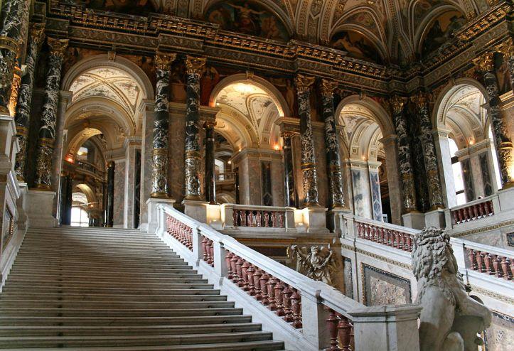 KHM Staircase