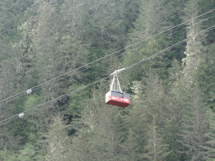Mt. Roberts Tram