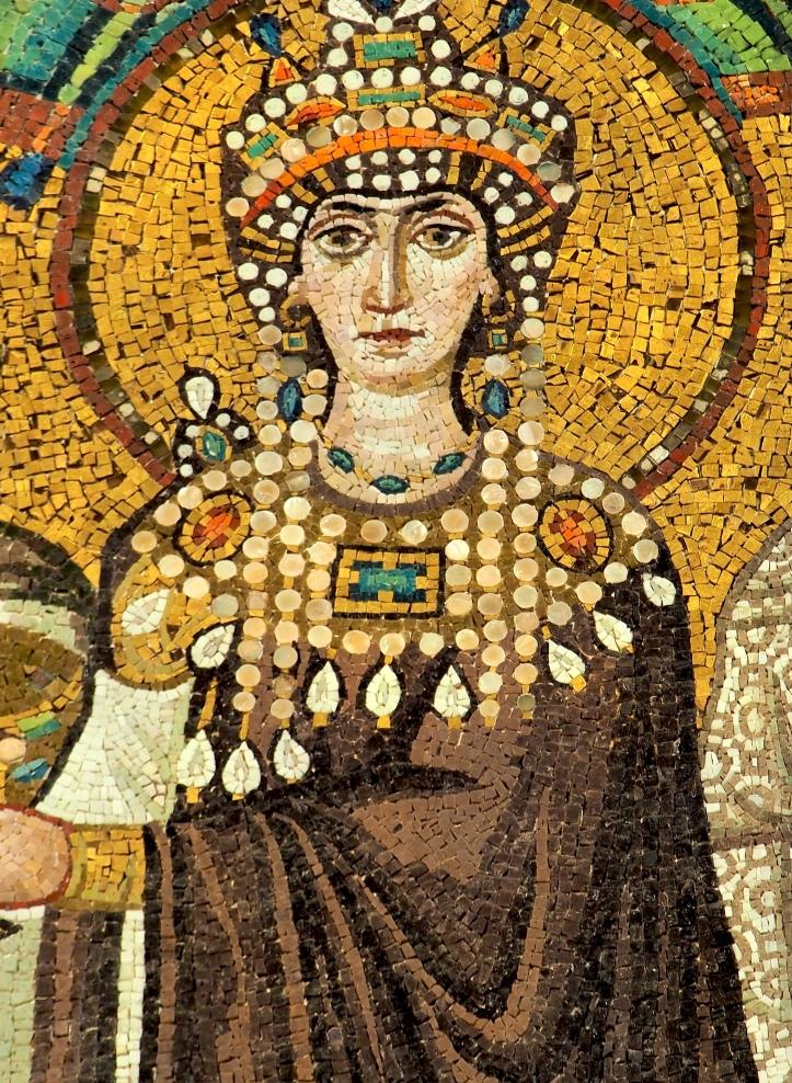 Theodora (basilica San Vitale, Ravenna)