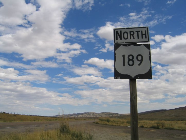 US 189 sign