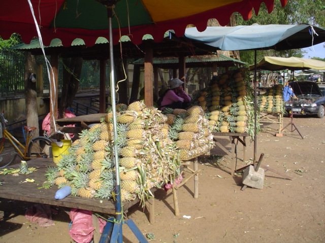 2006 Cambodia fried spider roadside market 02.jpg