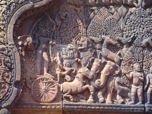 2007 Cambodia Banteay Srei temple 36.jpg