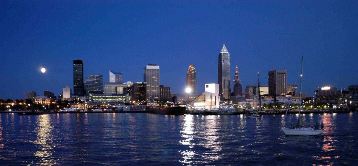 Cleveland_Skyline_From_Lake_Erie1