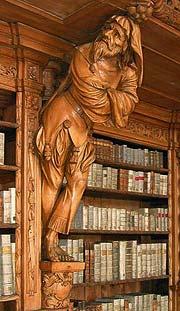 Der Ignorant Stiftsbibliothek Waldsassen