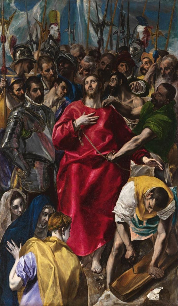 El_Expolio,_por_El_Greco