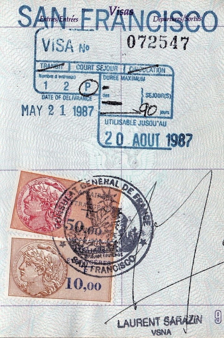 France visa 2