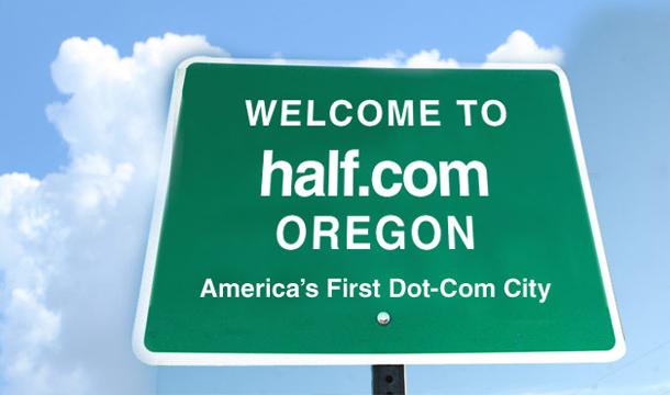 half dot com OR