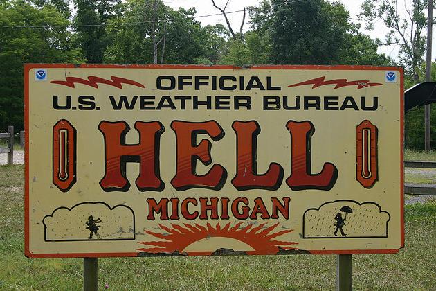 Hell MI