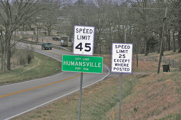 Humansville MO