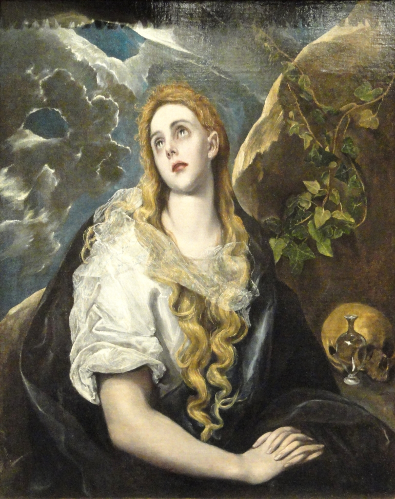 Magdalene in the Wilderness