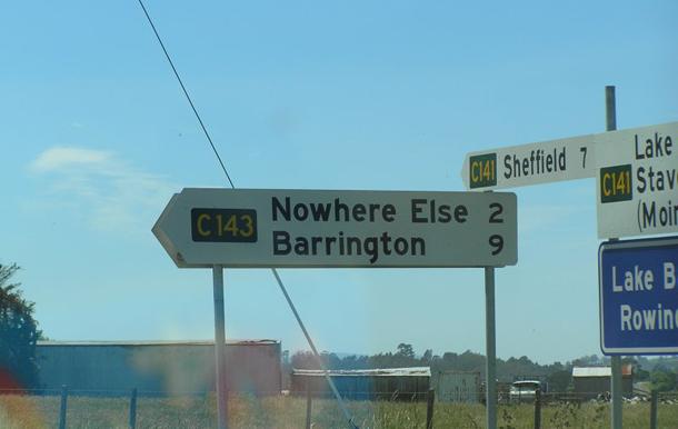 NOwhere else Australia