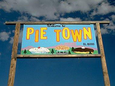 Pie Town NM