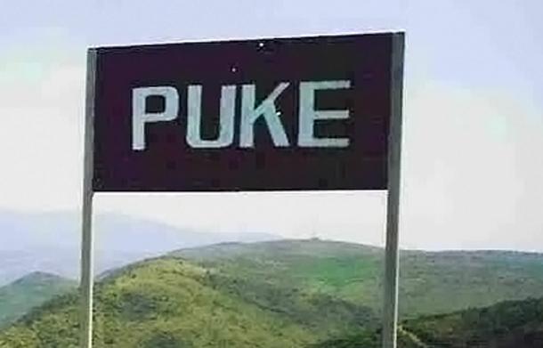 Puke Albania