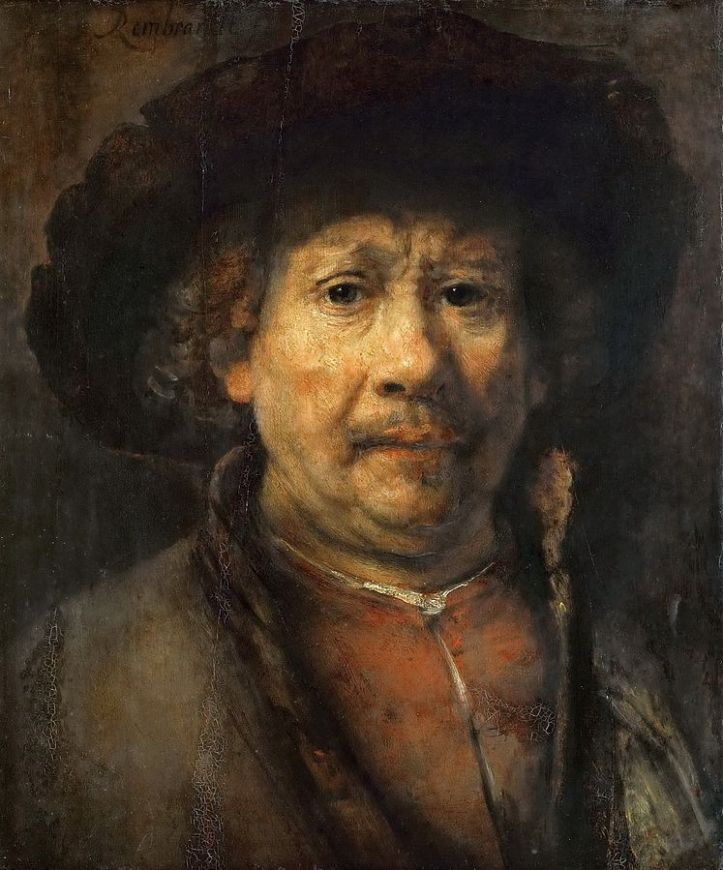 Rembrandt Self