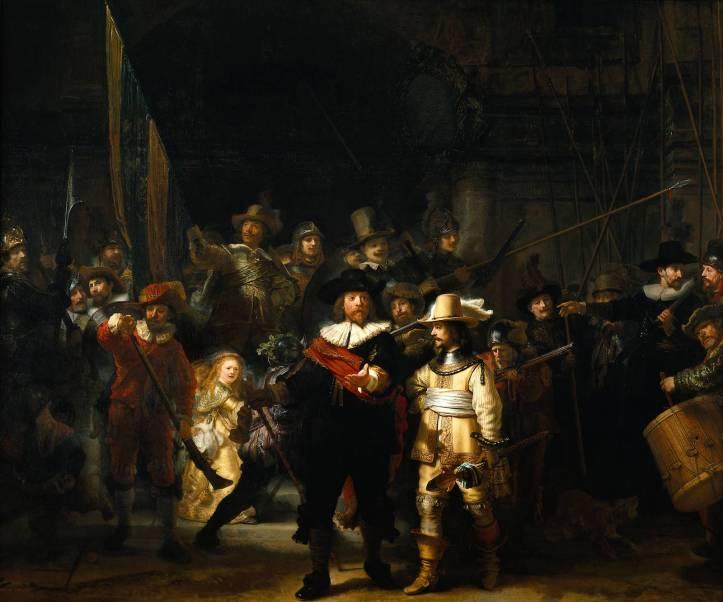 RembrandtNightwatch