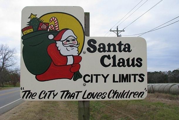Santa Claus GA