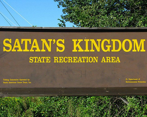Satan's Kingdom CT