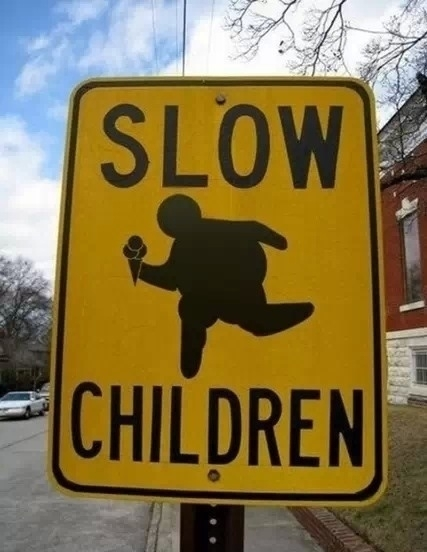 Slow children