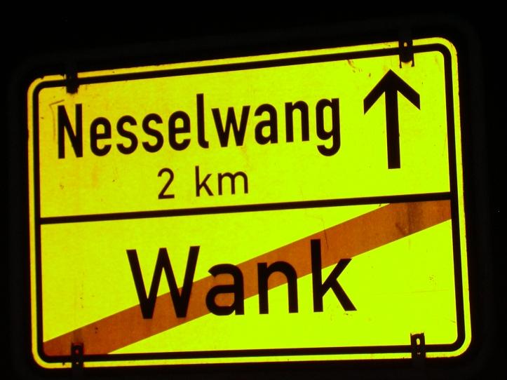 Wank DE