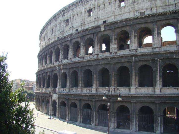 2008 Rome Colosseum 05