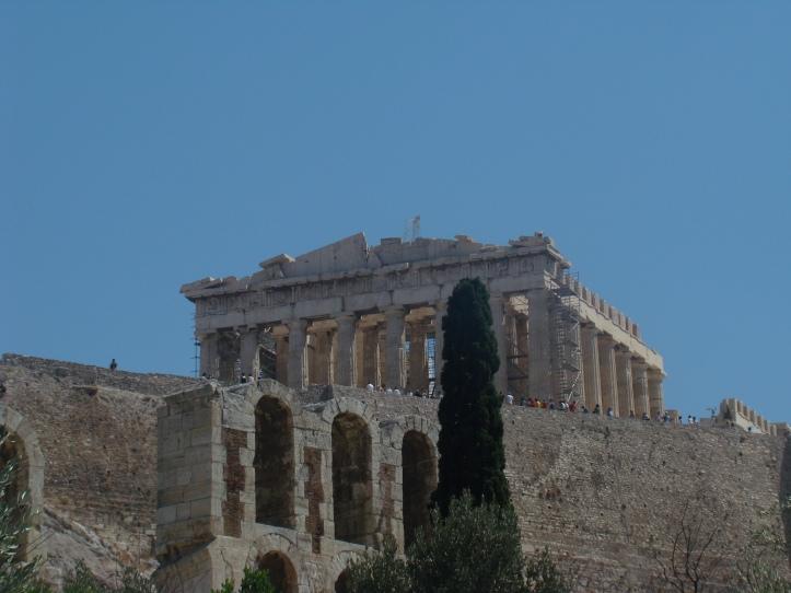 Greece Athens Acropolis 4